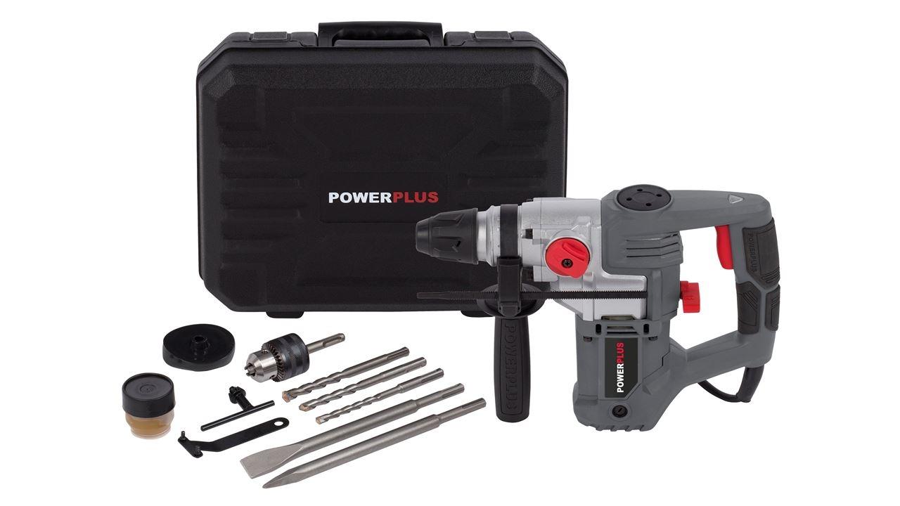 powerplus boorhamer
