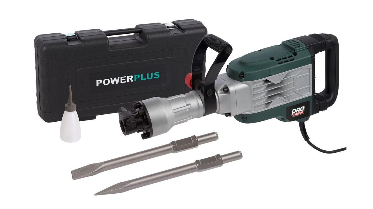 powerplus breekhamer