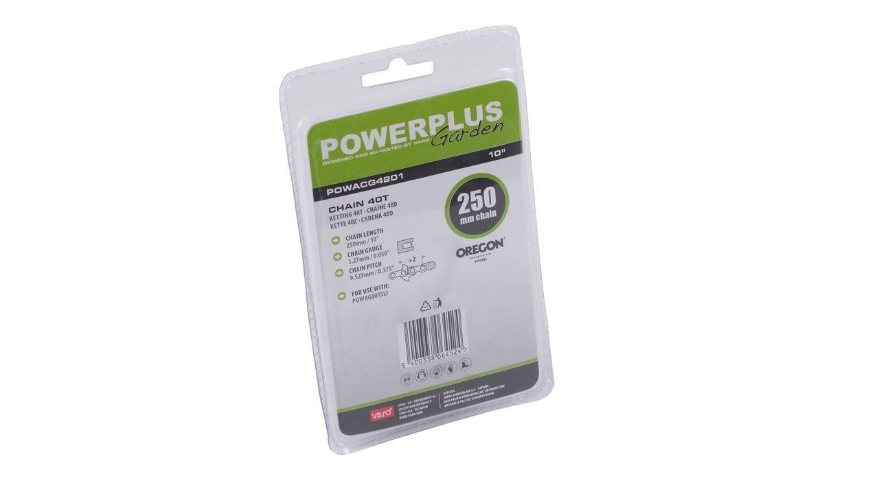 powerplus ketting 40t-ore