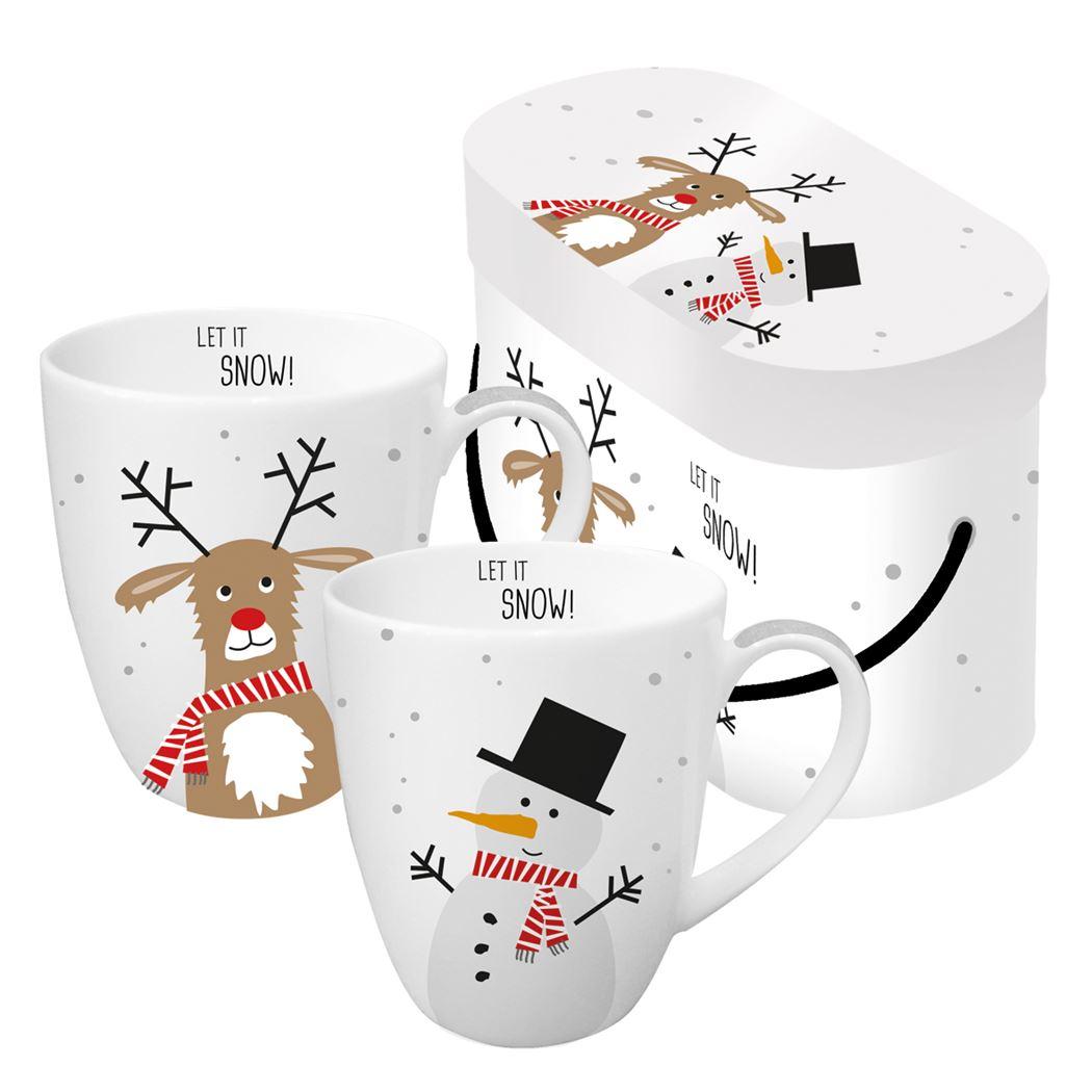 ppd mug set gb snow friends