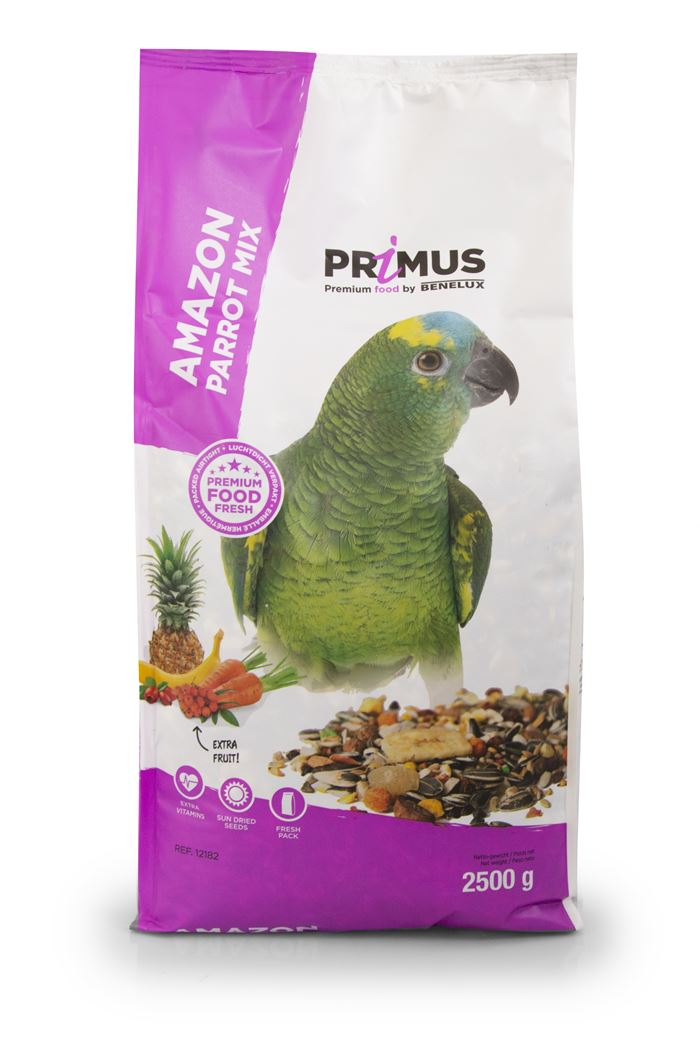 primus amazone papegaaien mix