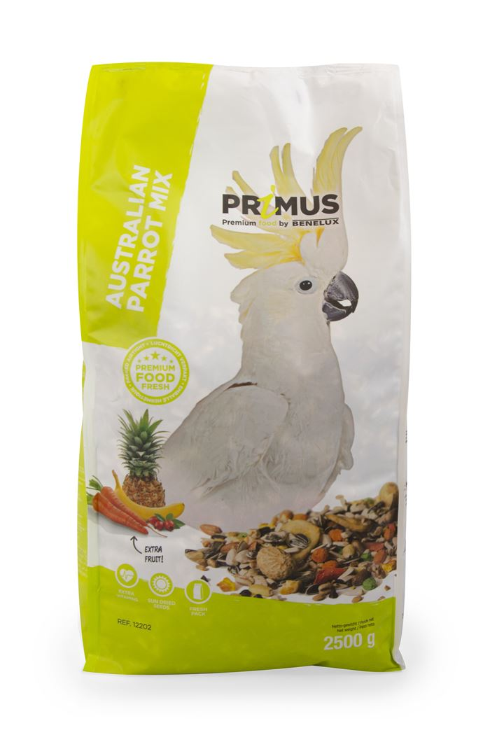 primus australische papegaaien mix