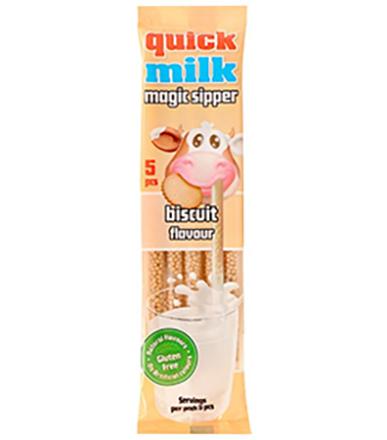 quick milk magic straws cookies