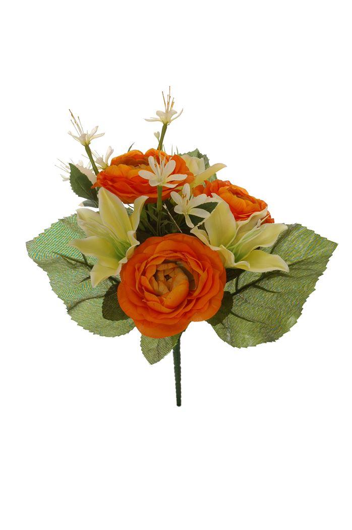 ranunculus lily bush x 10