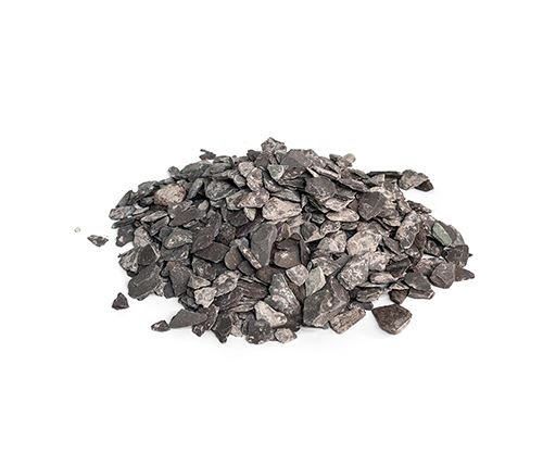 redsun natuursteen - canadian slate grijs/blauw 30-60mm