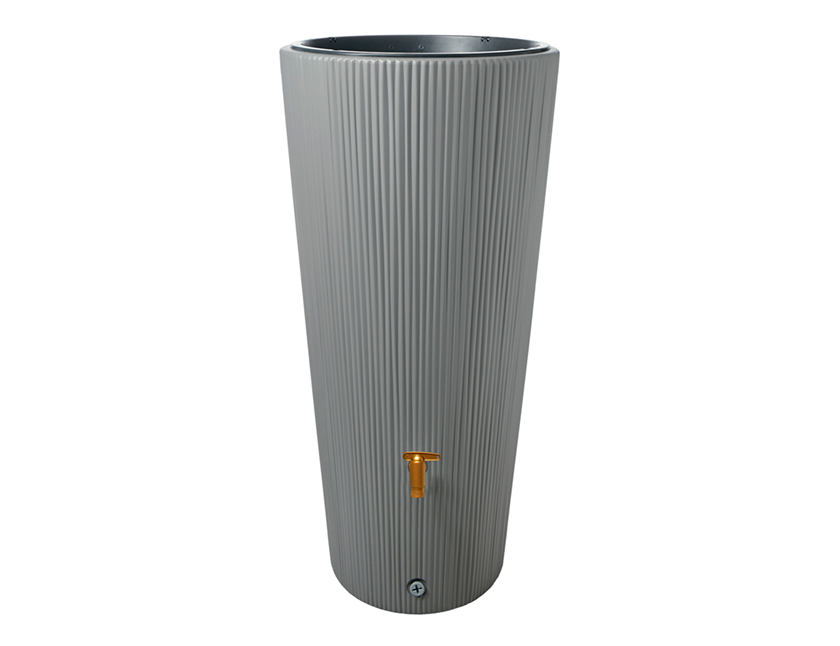 regenton vaso 2-in-1 decor grijs