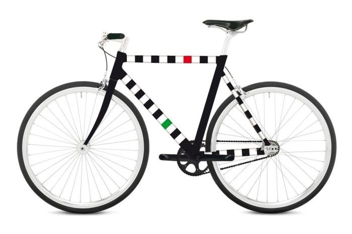 remember bike sticker - racing