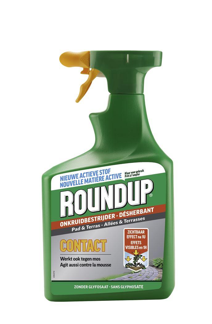 roundup contact pad & terras