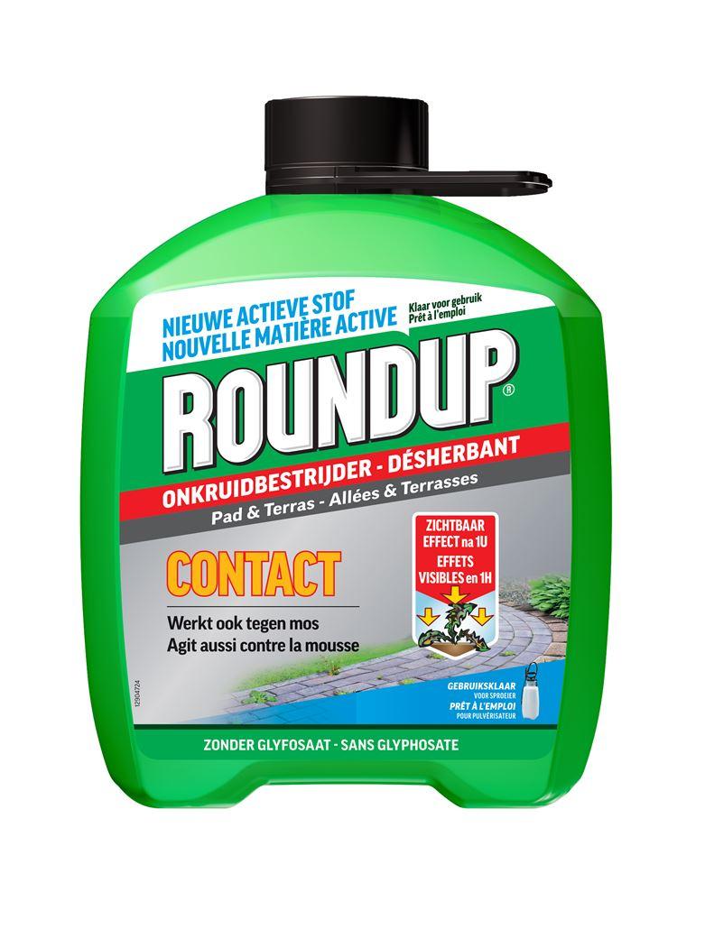 roundup contact pad & terras refill