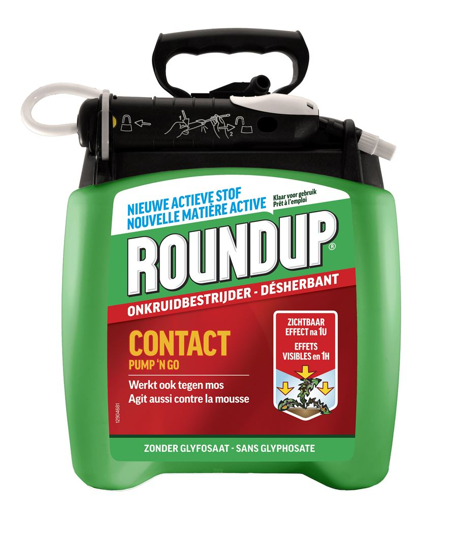 roundup contact pump 'n go