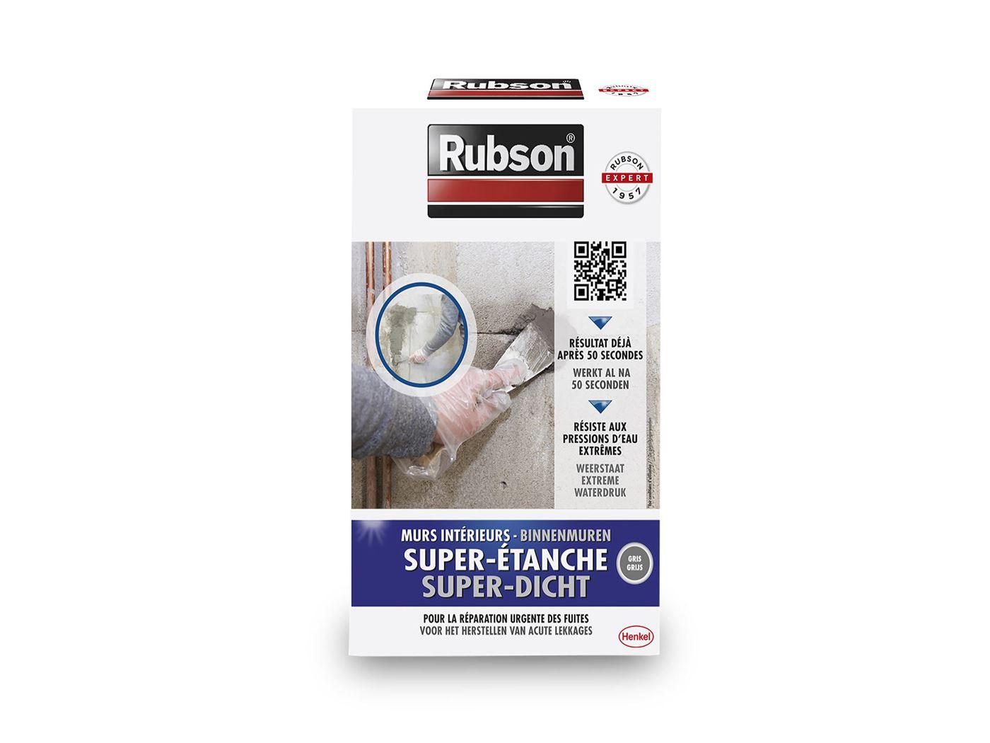 rubson super-dicht grijs - 191387