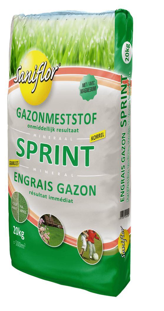 saniflor gazonmeststof sprint