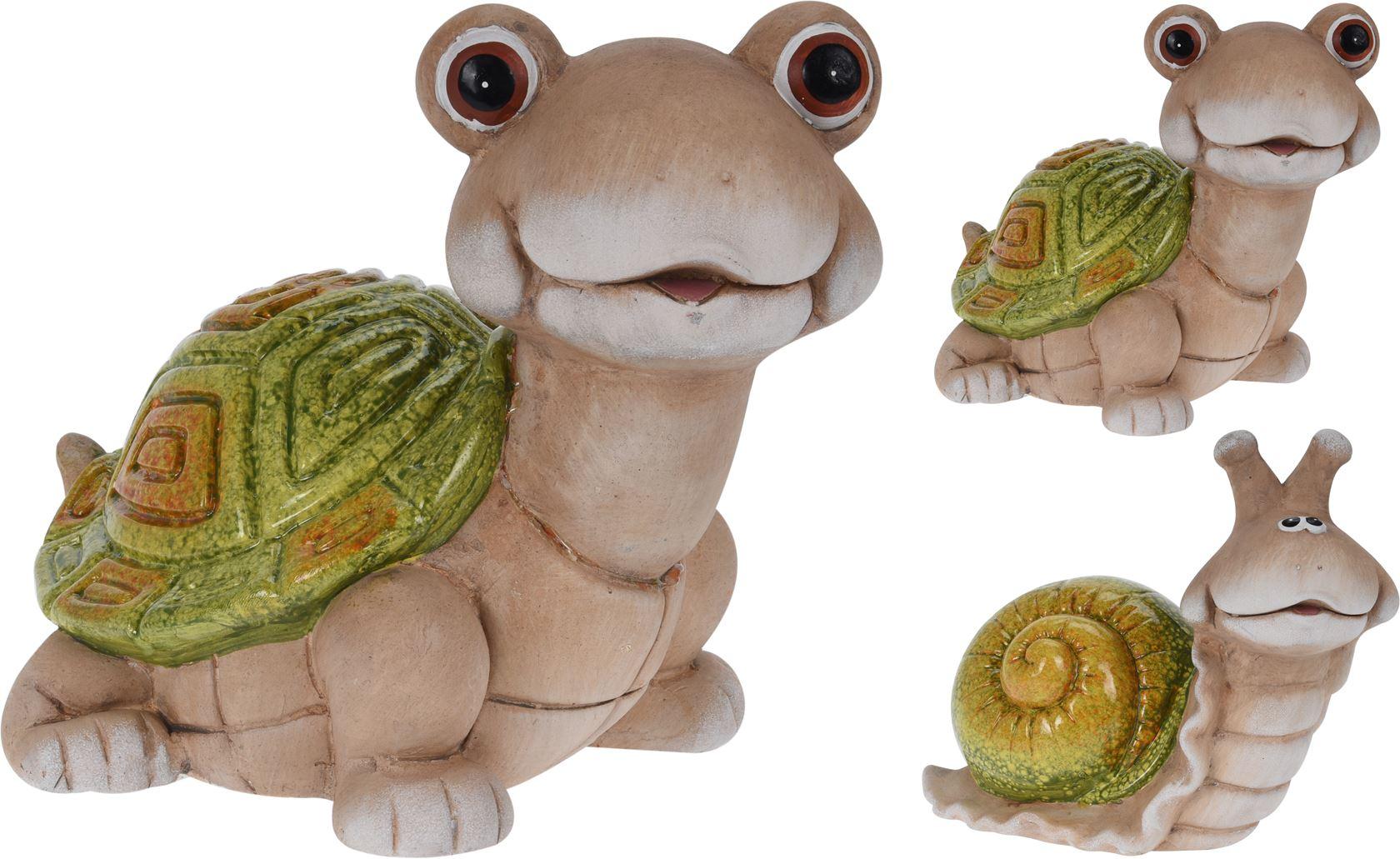 schildpad/slak (2ass.)