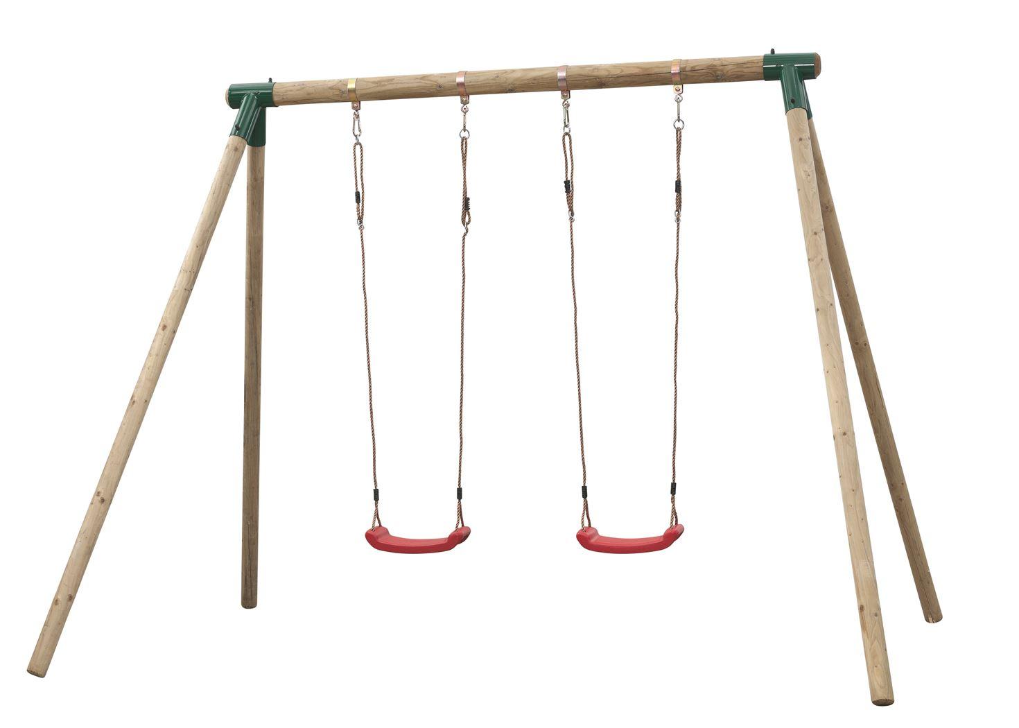 schommel cloe (incl. 2 enkele schommels)