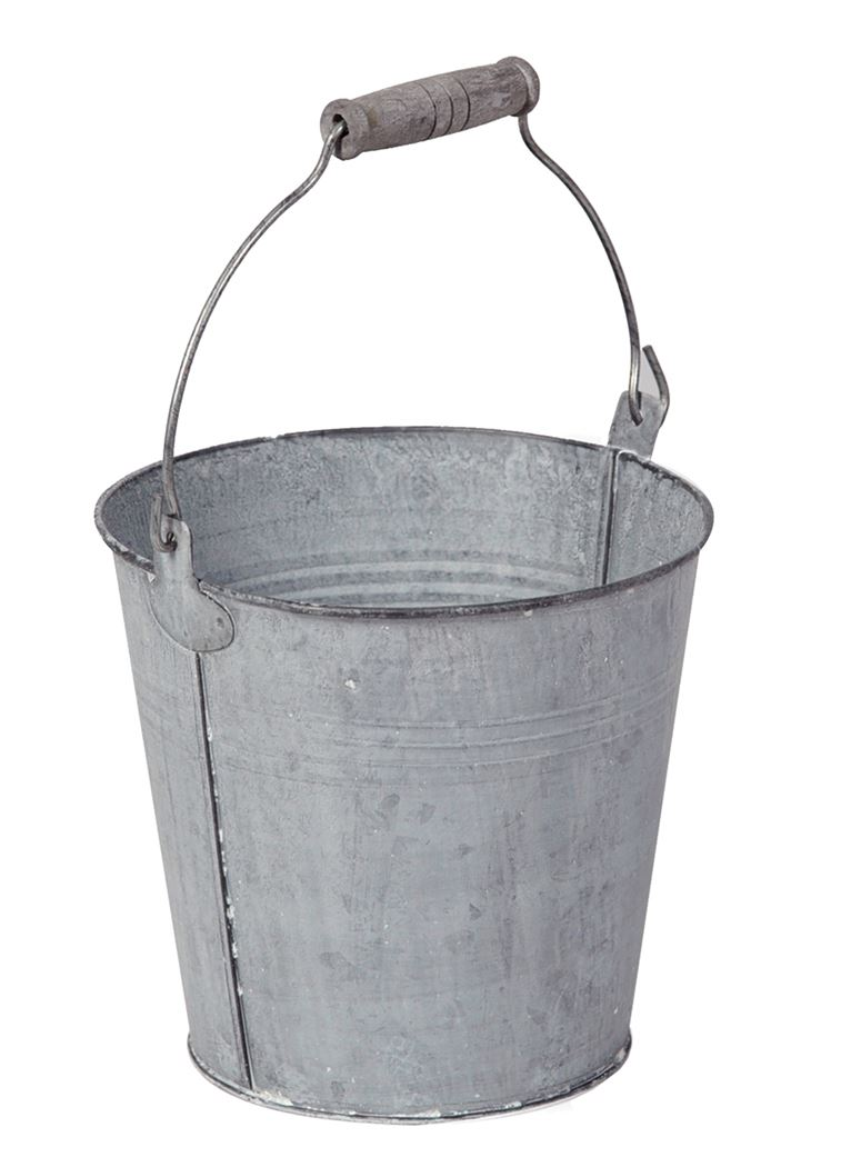 scott bucket old grey