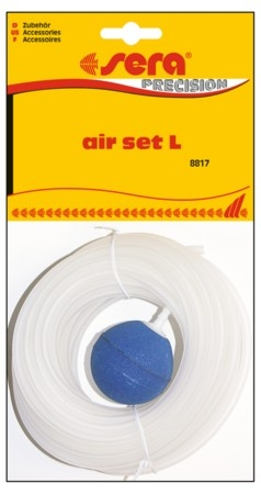 sera air set l (incl.10m slang)