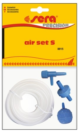 sera air set s (incl.2m slang)