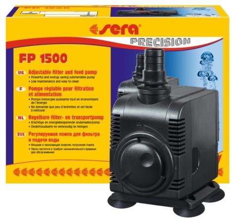 sera filter- en transportpomp fp 1500