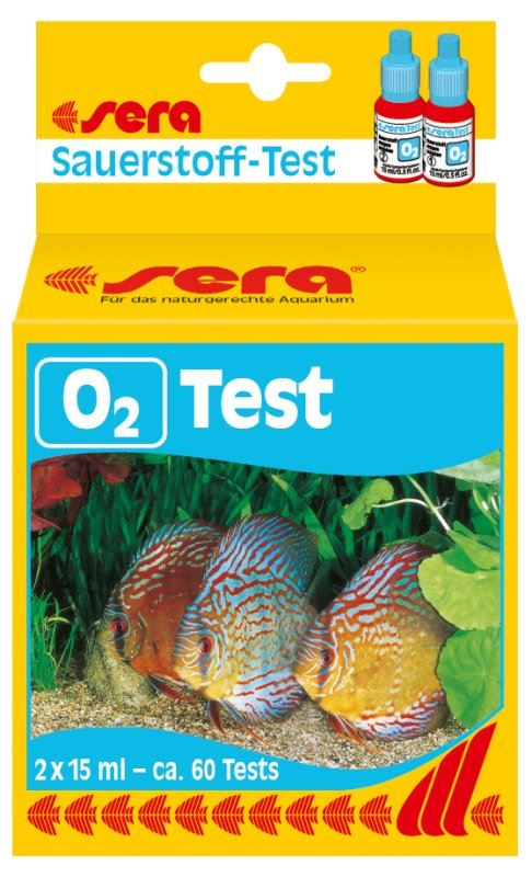 sera zuurstof-test (o2)