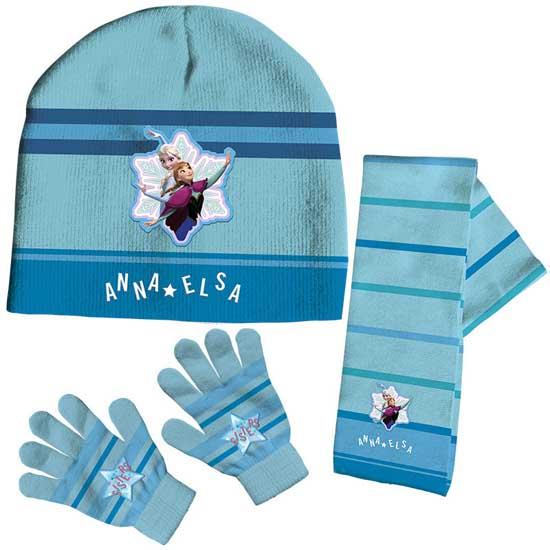 set muts.sjaal, handschoenen frozen