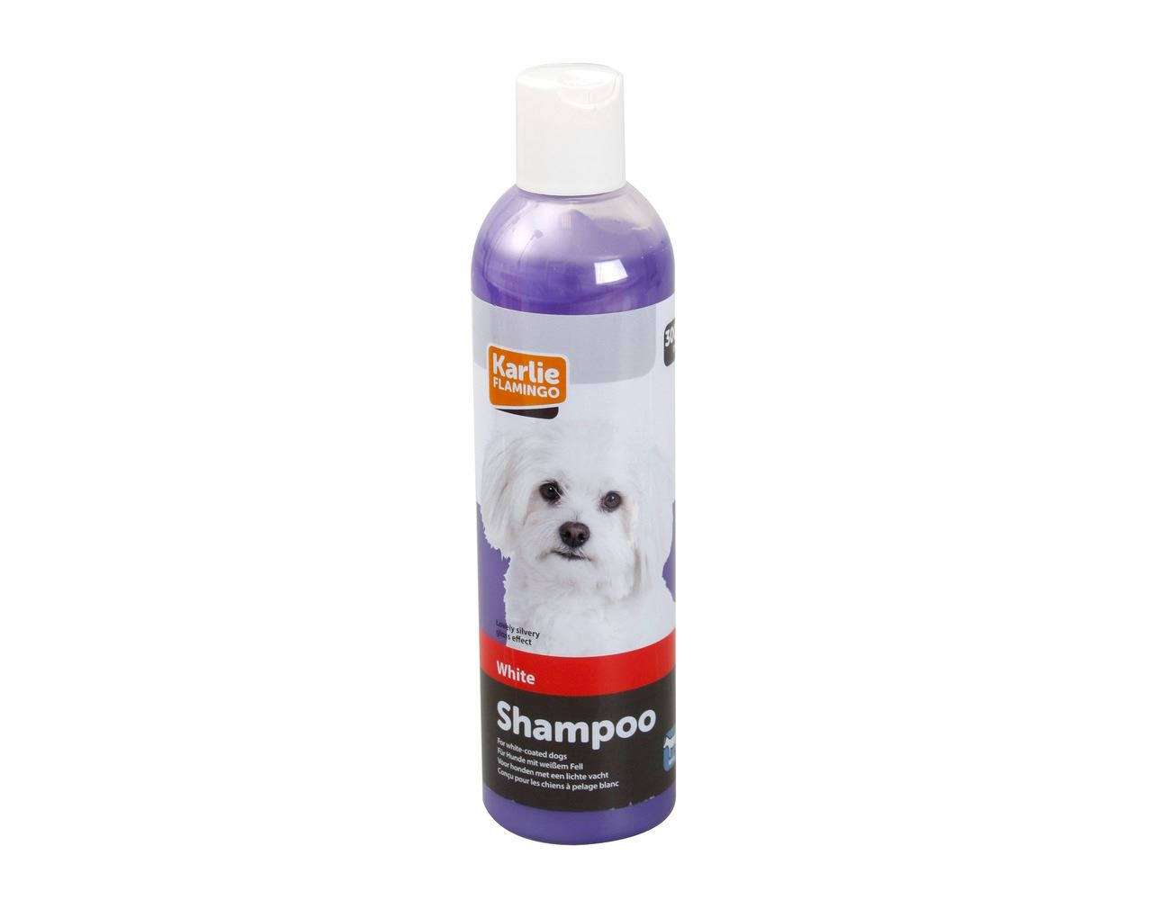 shampoo - witte vacht