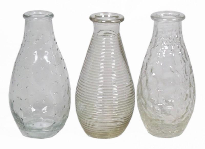 glazen sierfles (3ass.)