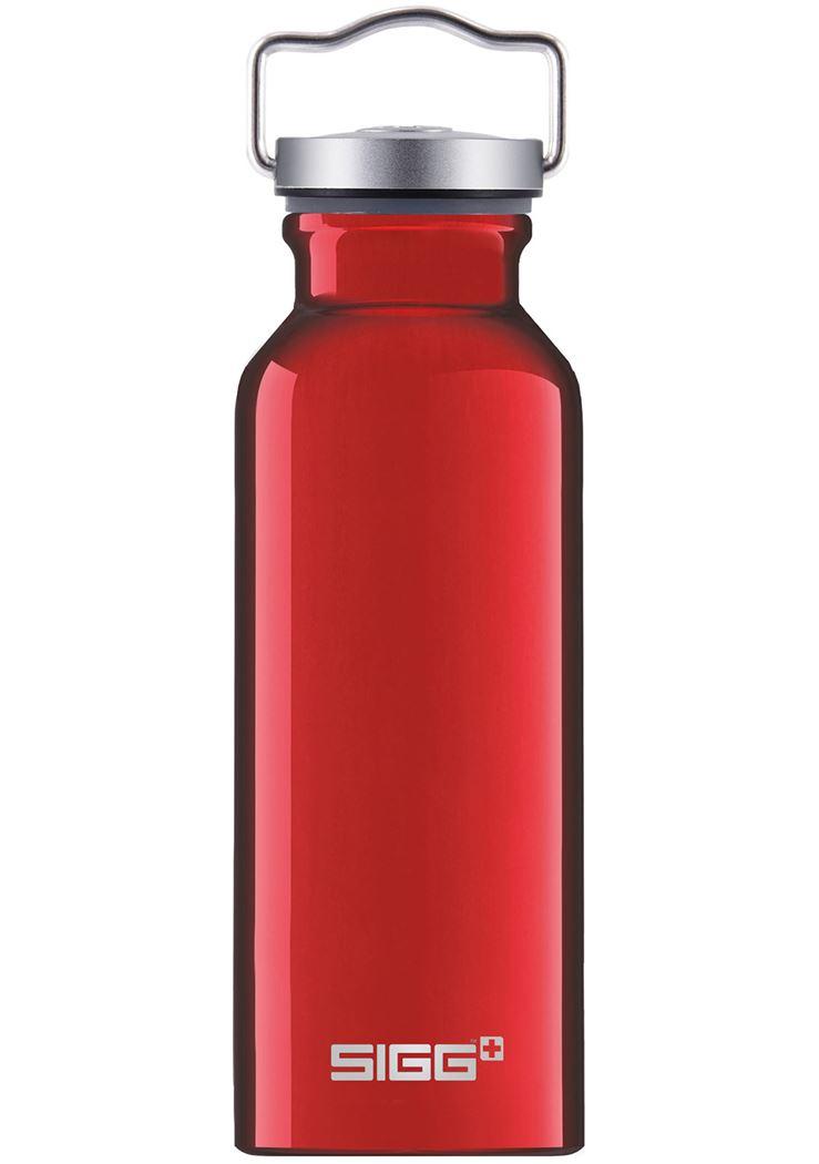 sigg drinkfles original red