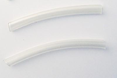 siliconen rubber no 1 = 60 cm - 0,3 mm