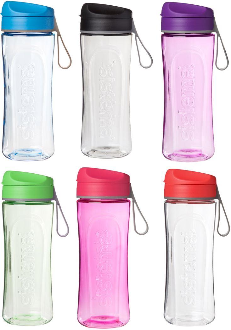 sistema hydrate drinkfles tritan swift (6ass.)