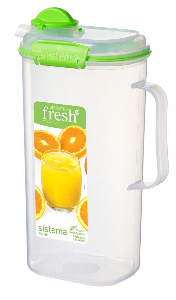 sistema klip it accents sapkan juice fresh groen