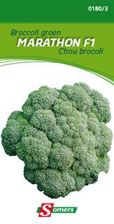 somers broccoli groen  marathon f1