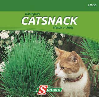 somers catsnack  kattegras