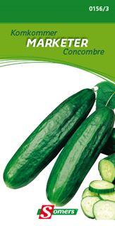 somers komkommer marketer