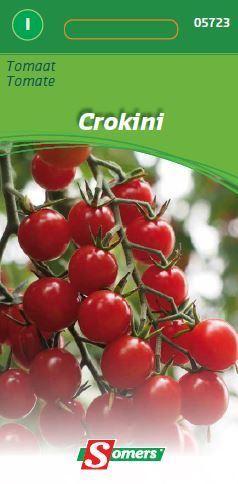 somers tomaat crokini