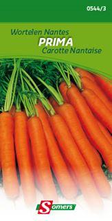 somers wortelen nantes prima