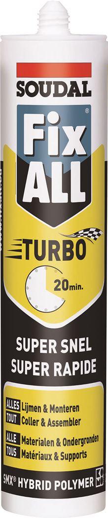 soudal fix all turbo