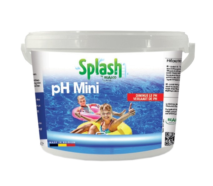 splash ph mini