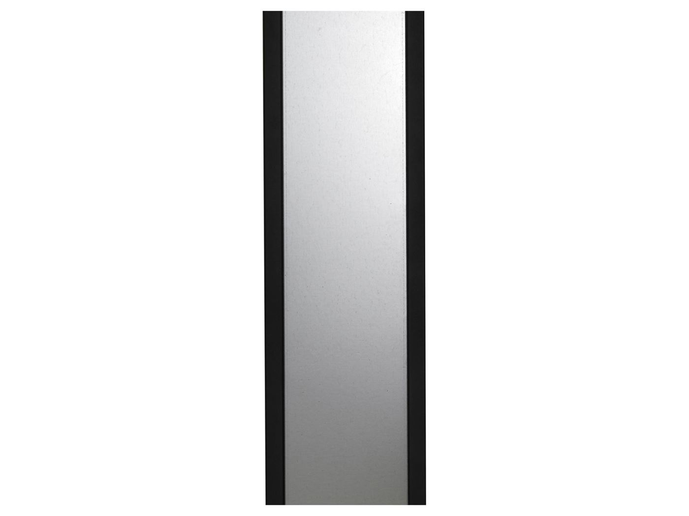stand 1001 black with galvanized front