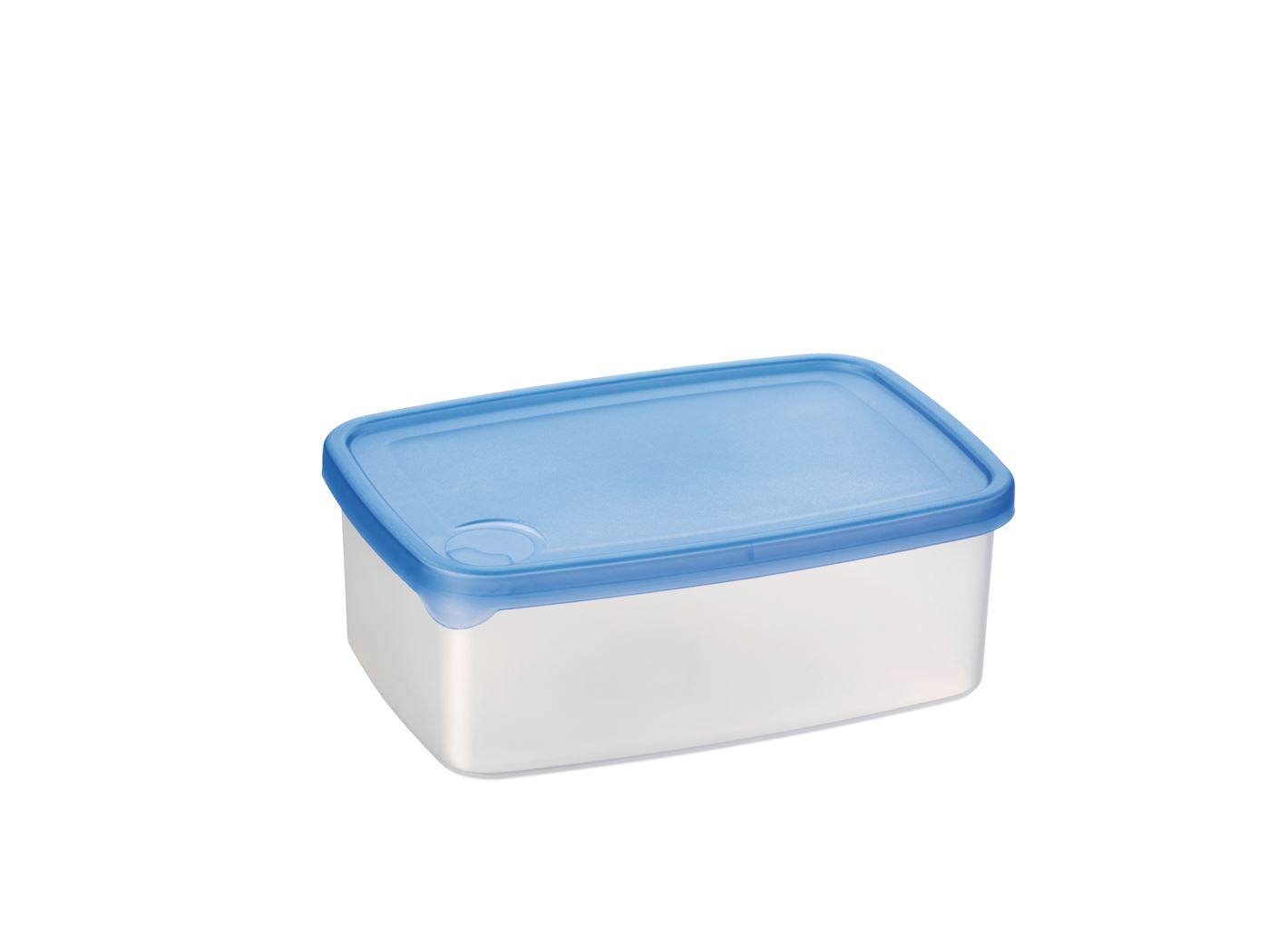 sunware club cuisine voorraaddoos transparant/transparant-blauw