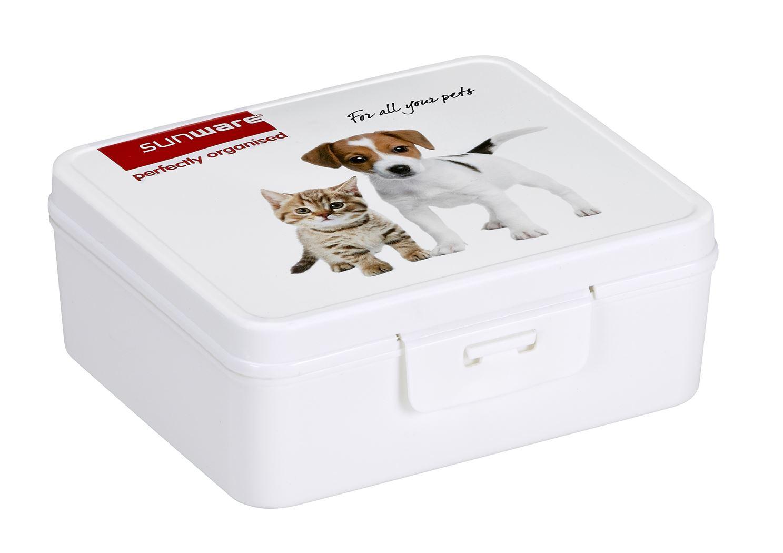 sunware q-line pet decor box wit