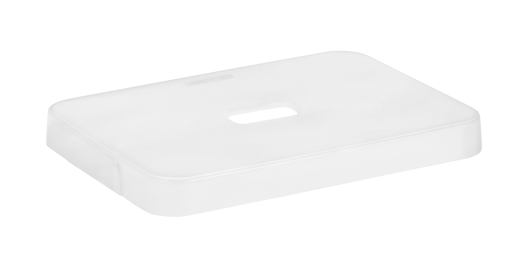 sunware sigma home deksel voor box 13 of 25 ltr. transparant