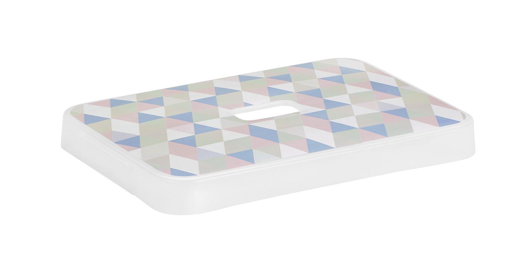 sunware sigma home deksel voor box 13 of 25 ltr. triangel