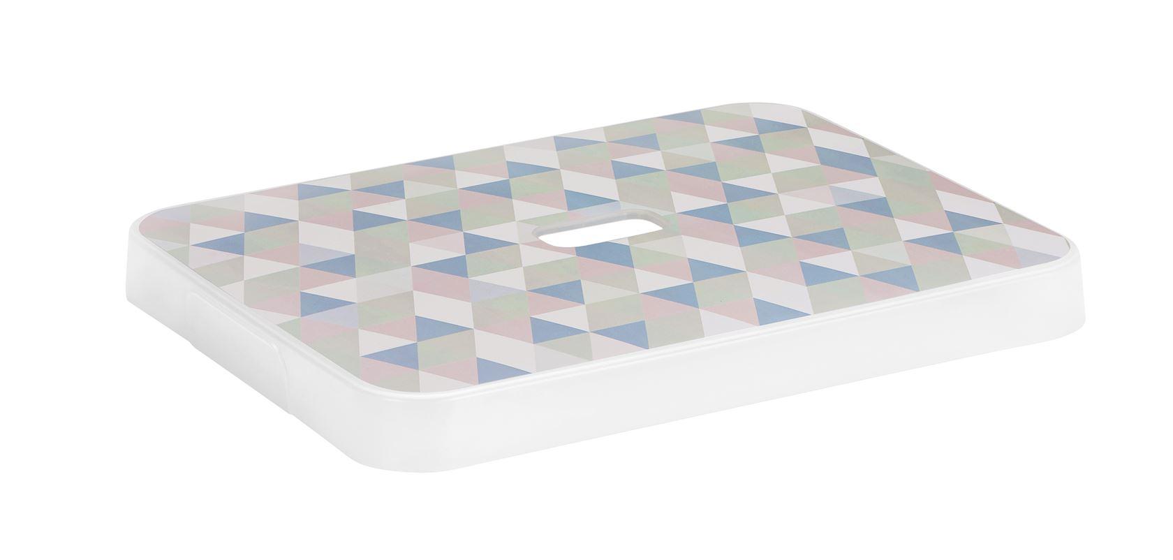 sunware sigma home deksel voor box 24 of 32 ltr. triangel
