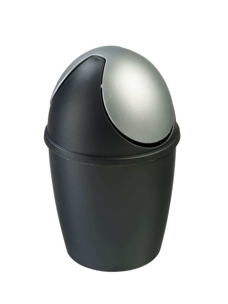 sunware tiglio tafelafvalemmer zwart/zilver