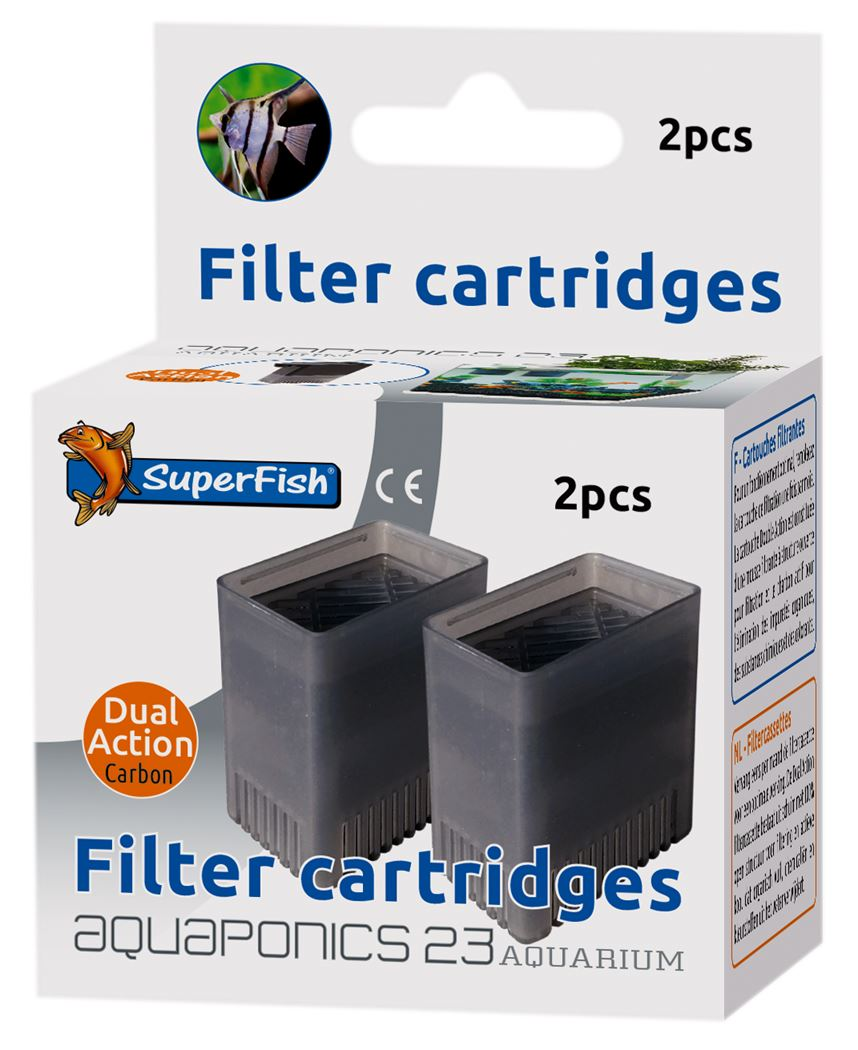 superfish aquaponics 23 cartridge (2sts)