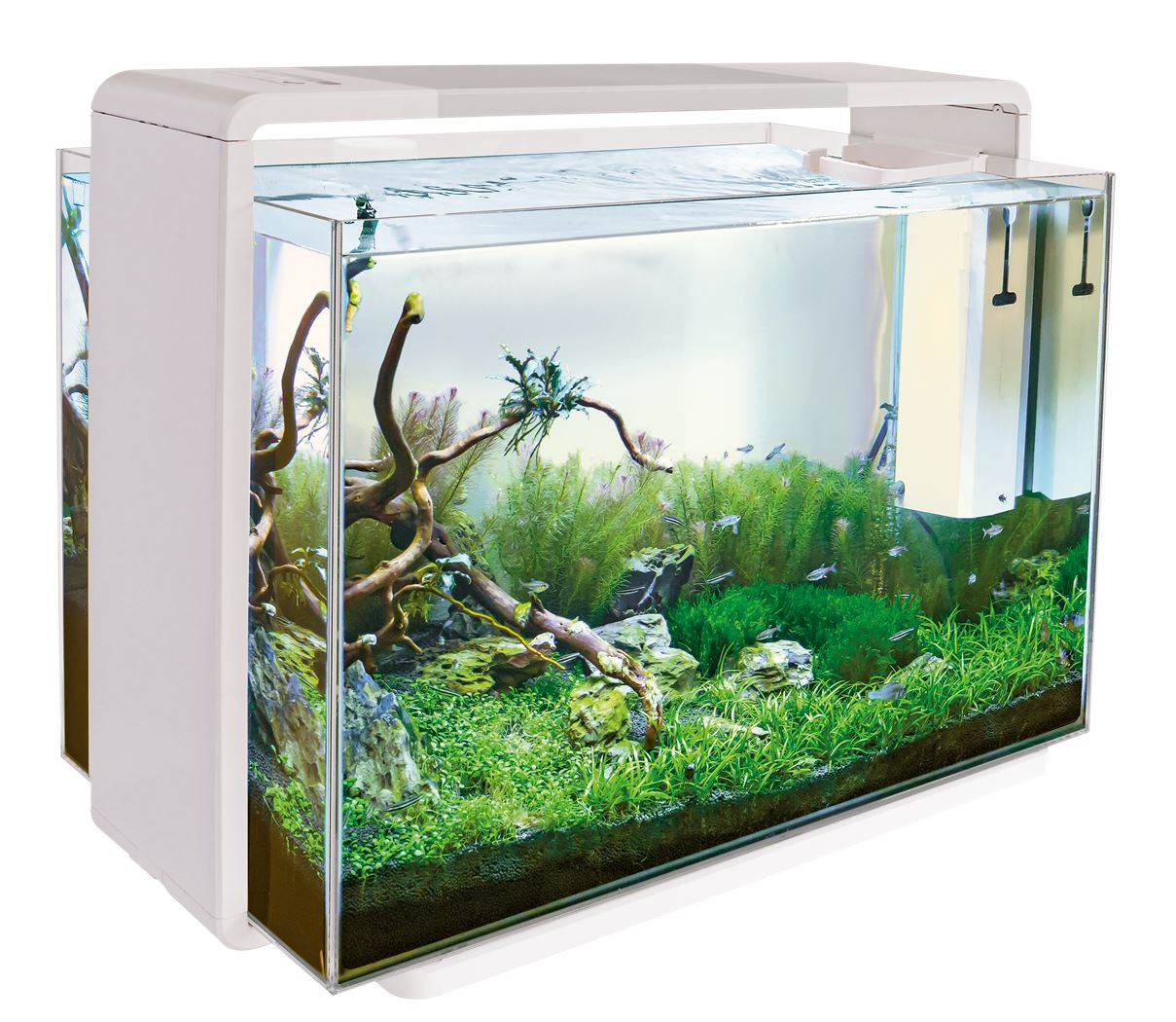 superfish aquarium home 110 wit