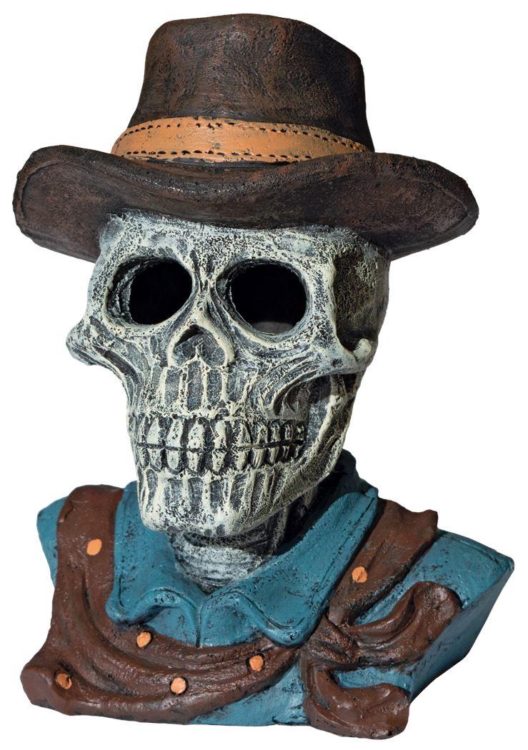 superfish deco led skull cowboy