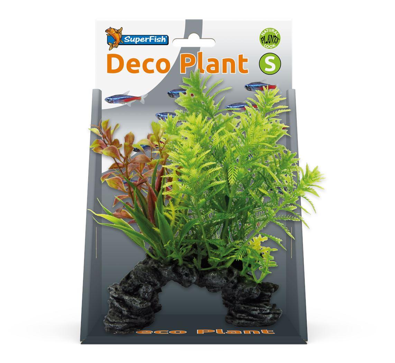 superfish deco plant s hottonia