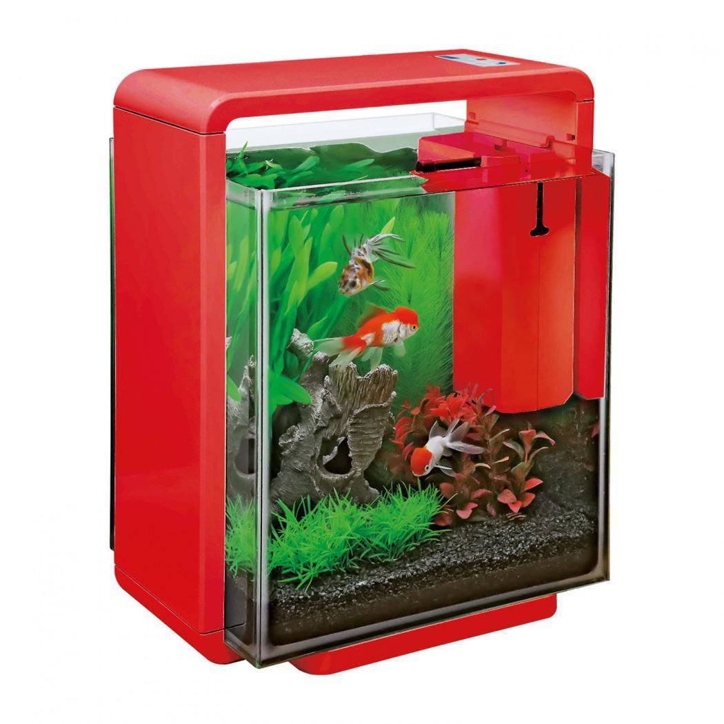 superfish home 25 xl lichtkap rood