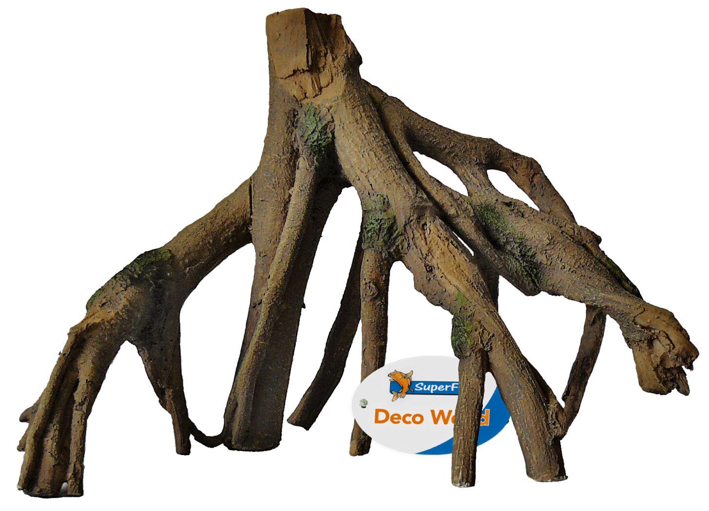 superfish mangrove wortel s